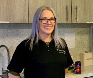 Debbie paisley Support Worker at Calderwood Homeless Hostel Egremont