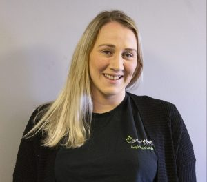Andrea Burlinson - Outreach Support Worker