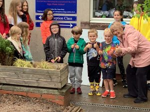 Bright Stars St Bees Village School Orienteering Calderwood House Cumbria (2)
