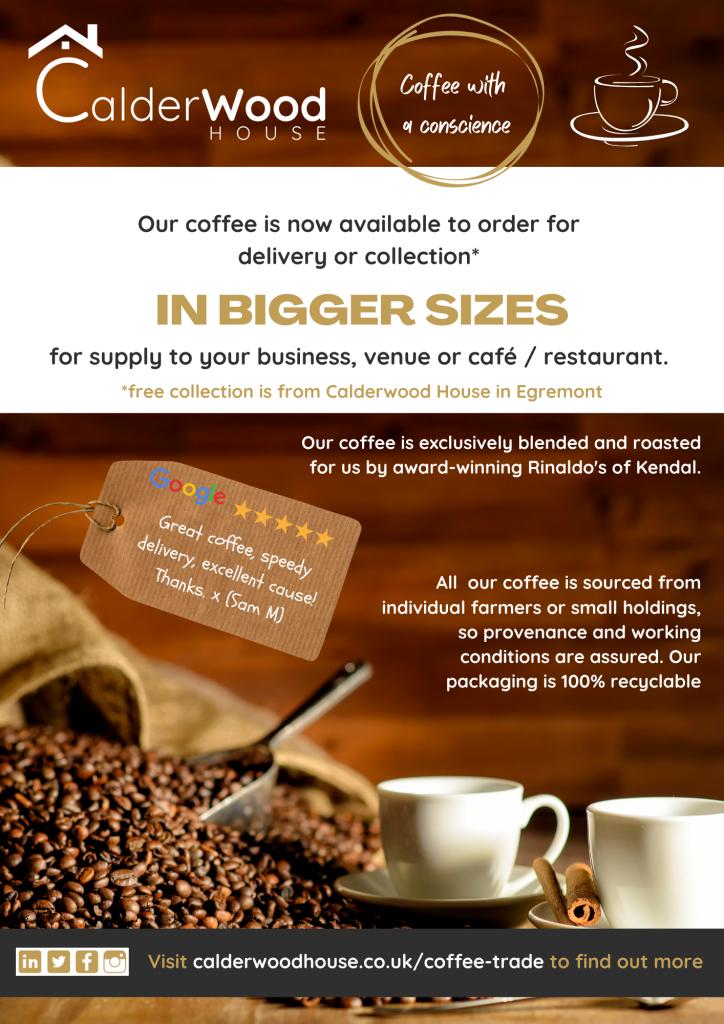 Calderwood House Coffee Trade Flyer final